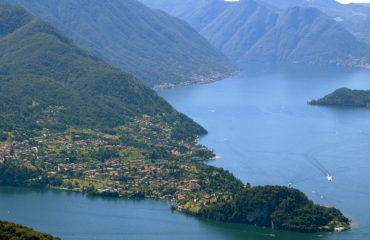 Bellagio sul lago di Como
