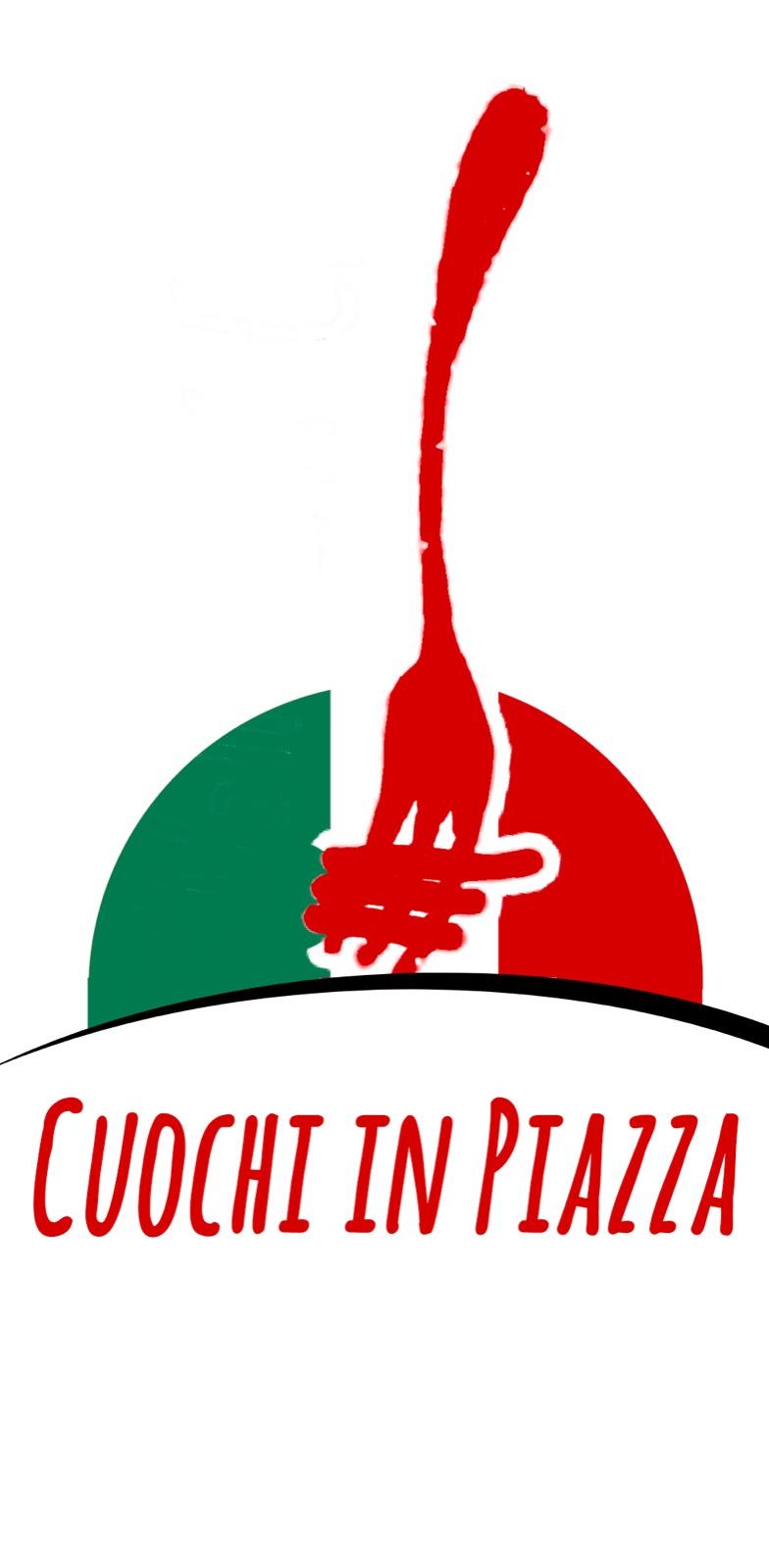 CUOCHI IN PIAZZA_logo di Fight Eat Club