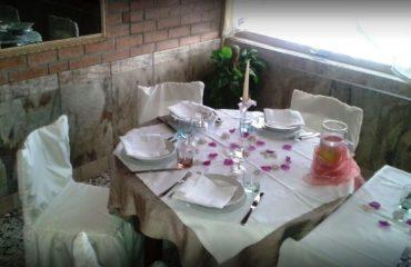 il locale del ristorante