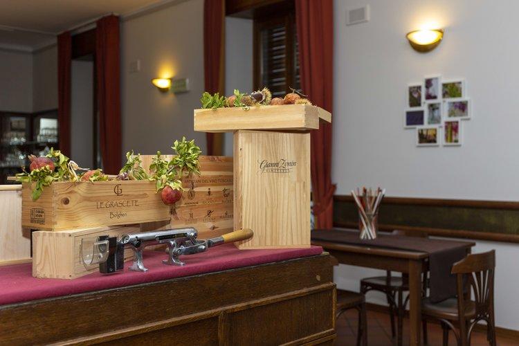 location di sfide al ristorante