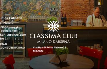 Evento-Classima Club per - san-lorenzo-food&beverage-fight eat club